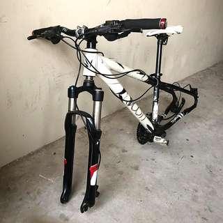 Scott Mountain Bike Frame