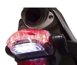CBR600RR Integrated Tail Light