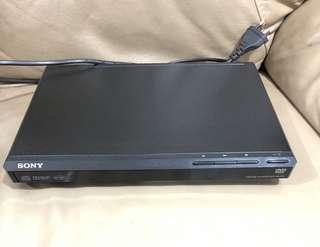 Sony CD/DVD Player DVP SR-170