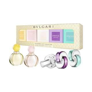 Authentic Bvlgari Women Gift Collection