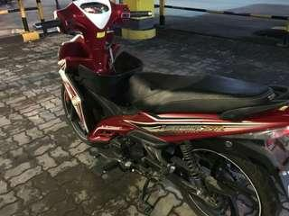 Sym Sport Bonus SR110 Like New