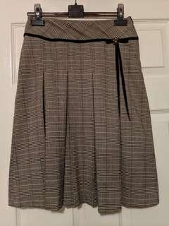 Business formal skirt