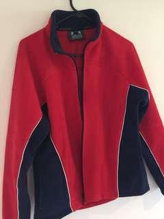 Track top - red