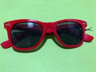 Dickies Sunglass Red