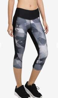 Under Armour Fly Fast Printed Capri