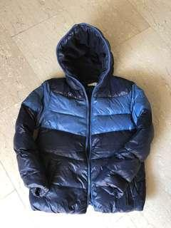 Cold winter jacket  for 9/10 years old 140cm