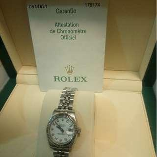Datejust Rolex for Lady