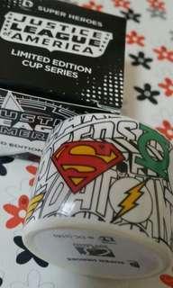 Justice League ceramic mini cup
