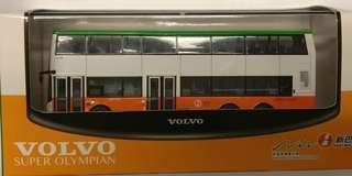 全新 新巴 5103  6682  巴士模型