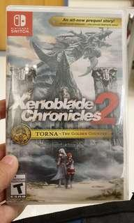 Xenoblade Chronicles 2: Torna, the golden country