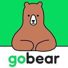 Go Bear Ezlink card