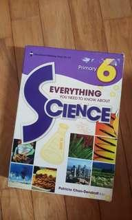 Everything you need to know about science primary 6