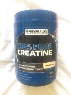 Genetix Nutrition Creatine