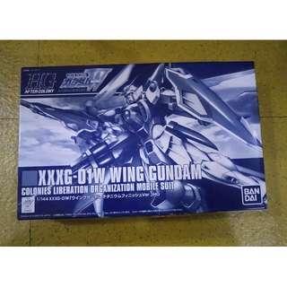 1/144 XXXG-01W Wing Gundam