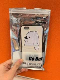 [WTS] We Bare Bears iPhone 6/6s Casing