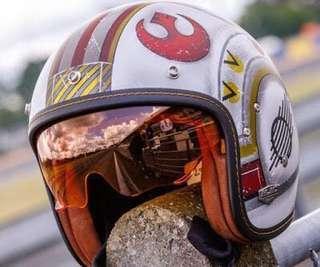 HJC FG-70S Star Wars X-Wing Fighter Pilot Helmet (PRICE REDUCED!)