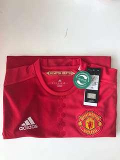 Adidas Manchester Untied Jersey T-shirt