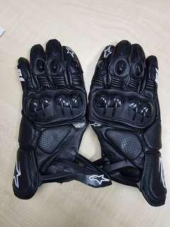 Riding Glove Leather Alpinestar
