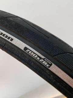 Specialized All Condition 700x28C bike tyres