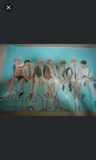 BTS Love Yourself: Answer version F poster