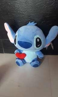 Stitch with a heart
