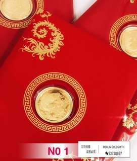 足金999黃金 送礼红包🧧 🌟999 Pure Gold Red Packet #AngPow 🧧  Best gift for all occasions & all ages.   Be it for corporate clients, for elderly, friends & relatives on birthday, CNY & Etc.....❤️