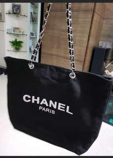 Chanel Bag vip專櫃 🆕️環保袋贈品 銀色鏈