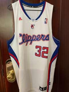 Adidas Blake Griffin Clippers Home Jersey