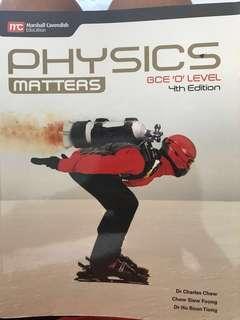 Sec3 Physics Matters