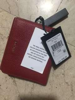 DKNY Red Wallet