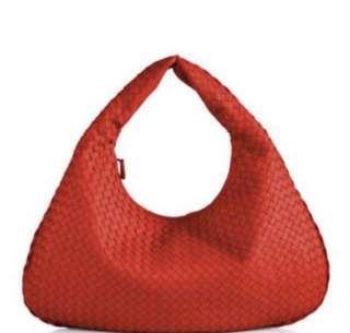 4254b94dd046 Bottega Veneta Hobo Bag (veneta Bag) red orangey-red