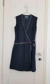 Stage of Playlord Wool Dress, 80%new