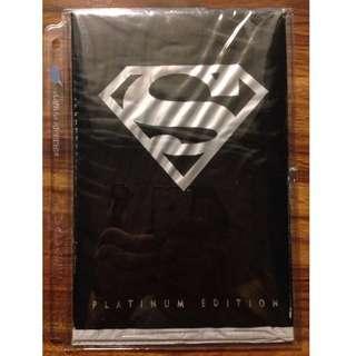 Superman Comics #75 #500 & #500 Platinium Version