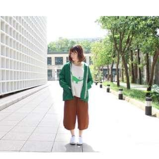 🚚 轉售 midori 綠鄰家女孩|碎花邊萬用小外套(闆娘推薦款)