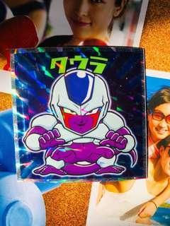 Lotte龍珠仙魔大戰貼紙Z-17
