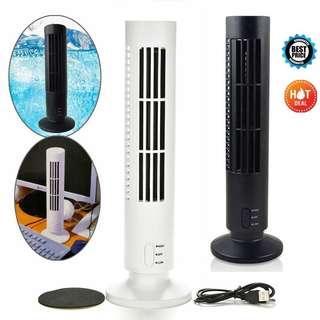 🚚 USB cooling tower fan