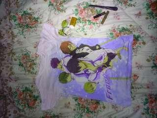 [RUSH SALE!!!] FREE! Anime Merchendize T-shirt