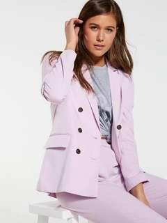 Soho Lilac Blazer Dotti Size M / 10