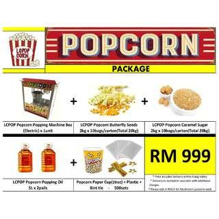 POPCORN Business package