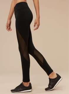 Aritzia Stride Mesh Leggings