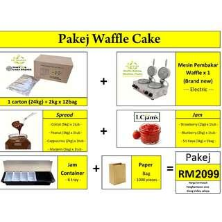 Waffle business package