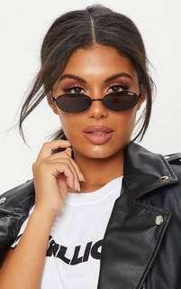 Quay Sunglasses Black Clout Brand New
