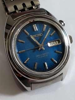 SEIKO Automatic Alarm Watch