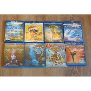 Blu-Ray Disc Collection