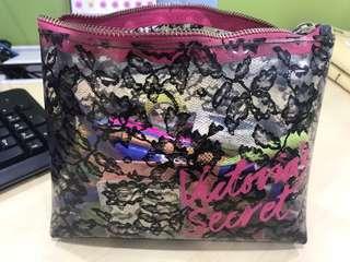 Makeup case / pencil case victoria secret