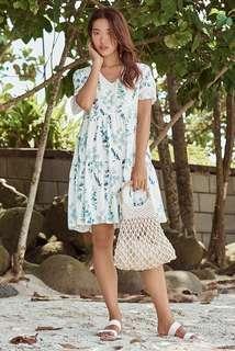 TCL Keirra Botanical Printed Dress