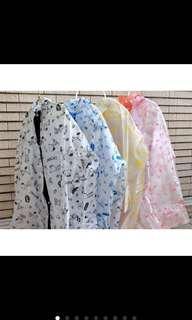 🚚 (MiQi)正版雷射商標 史奴比雨衣 兒童 成人 都有賣