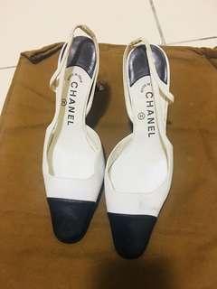 🚚 Chanel 經典鞋(vintage