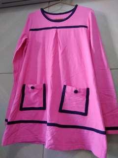 🚚 Mamaway長版孕婦衣