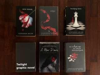 COMPLETE Twilight Series